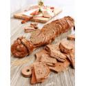 Pain surprise aux noix 58 toasts pour l'apéritif