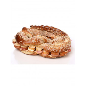 Bretzel 80 toasts