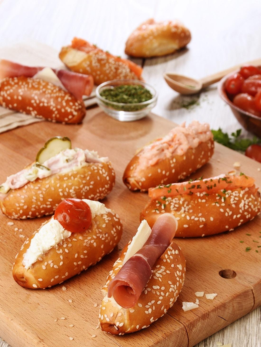 25 Mini Malicettes Gourmandes