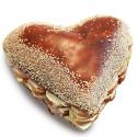 Pain surprise Coeur 80 toasts pour l'apéritif