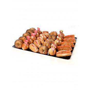 30 Minicettes fourrées