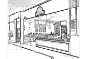 Brasserie Geispolsheim - centre commercial Leclerc